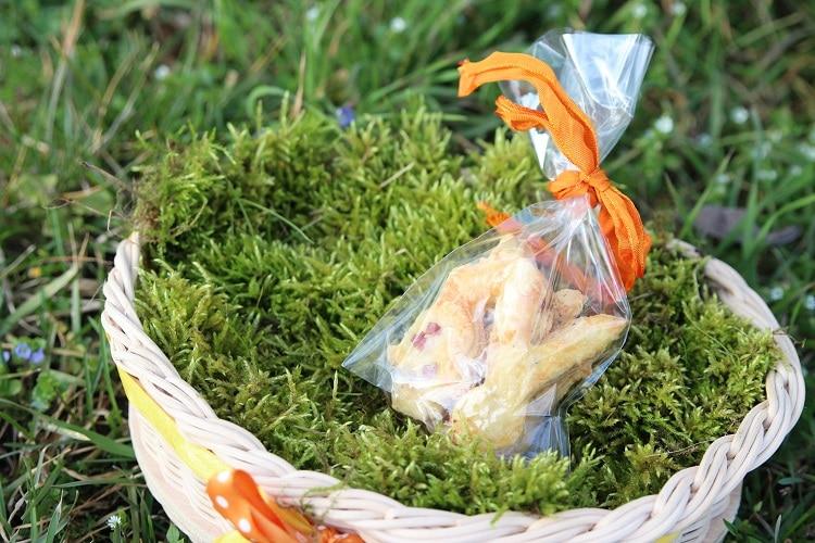 DIY Osternest basteln mit Moos