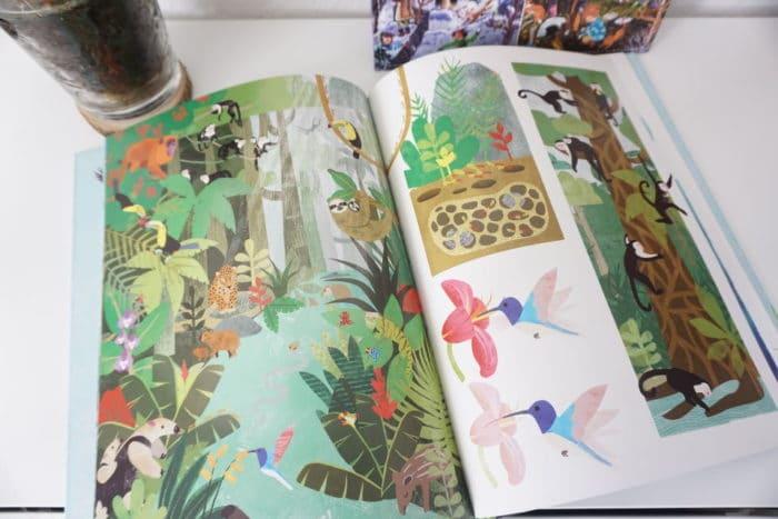Ich erzähl dir die Welt - Bilder und Ilustrationen - Naturgeschichten ohne Worte
