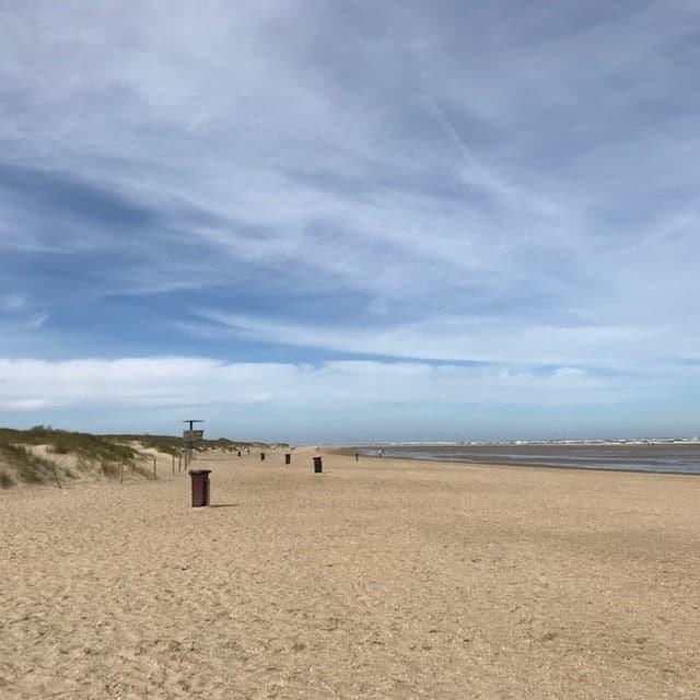 Strand und Meer - unserer Woche im Holland Ferienhaus im Landal Greenpark Ouddorp Duin
