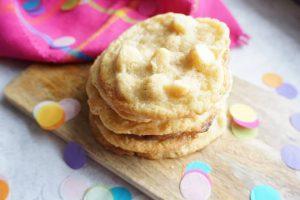 White Chocolate Macadamia Cookies – Kekse für die Seele