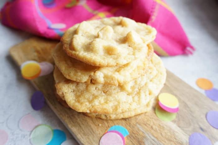 Cookies wie von Subway - die White Chocolate Macadamia Cookies sind einfach selber zu backen - das Rezept gibt es bei uns