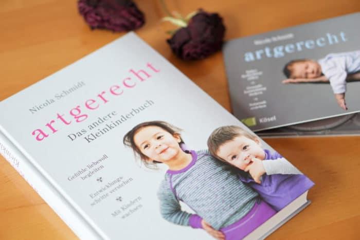 Artgerecht von Nicola Schmidt: Hörbuch und Buch artgerecht. Das andere Kleinkinderbuch
