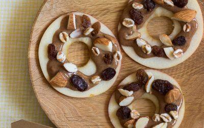 Gesunde, selbstgemachte und abwechslungsreiche Snacks für Mama und Kleinkind für unterwegs