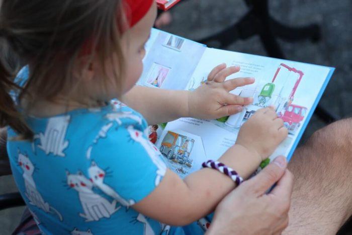 interaktive Bilderbuch für Kleinkinder und Kindergartenkinder ab 3 Jahre aus der Reihe Was ist was