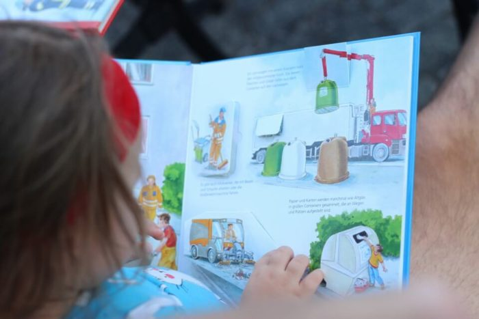 Kinderbücher, Bilderbücher und Vorlesebücher für Kleinkinder und Kindergartenkinder