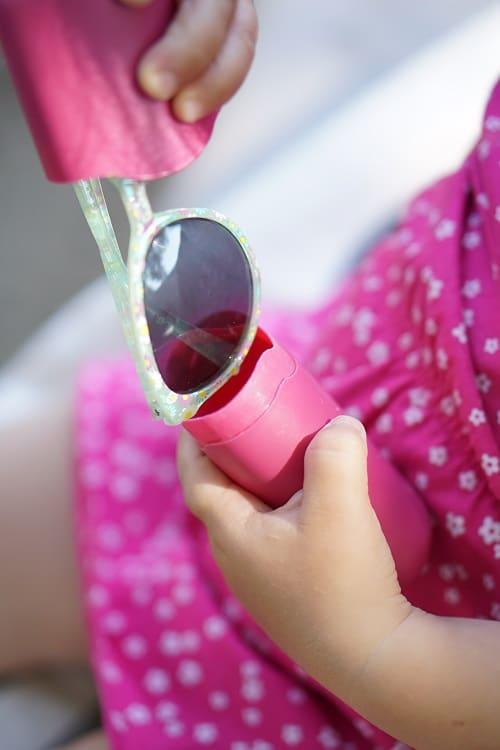 Sonnenschutz für Kleinkinder und Babys