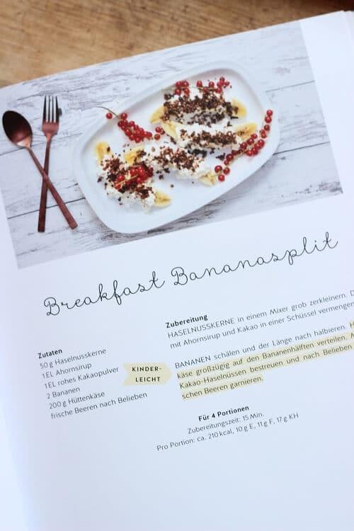 Frühstück für Kleinkinder - Feigenauflauf