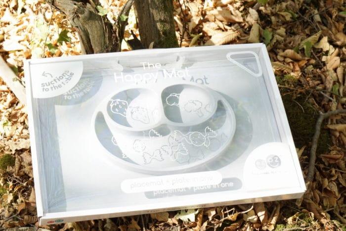 Perfekt für den Beikoststart eignet sich die Silikon Essmatte von EZPZ: die Happy Mat in grau verlosen wir aktuell bei uns auf dem Blog