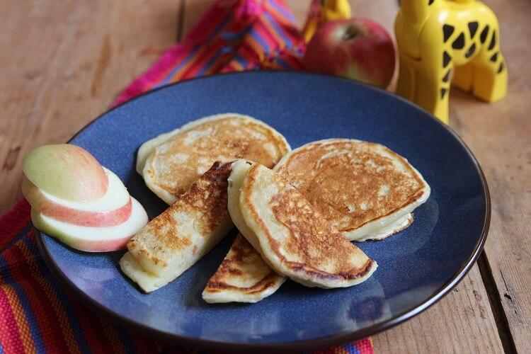Pfannkuchen Grundrezept ganz einfach