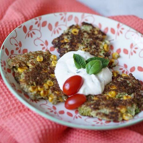 Gesund kochen: Brokkoli-Taler
