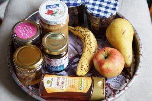 Backen ohne Zucker Agavendicksaft