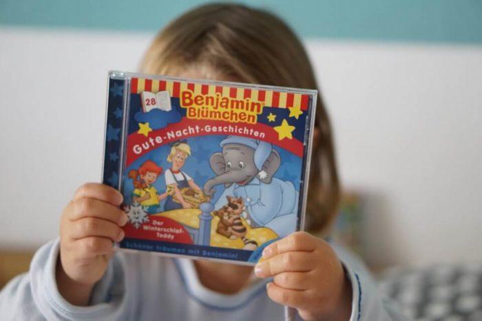 Benjamin Blümchen Hörspiel für Kleinkinder und Kindergartenkinder - Gute Nacht Geschichten ab 2 Jahren