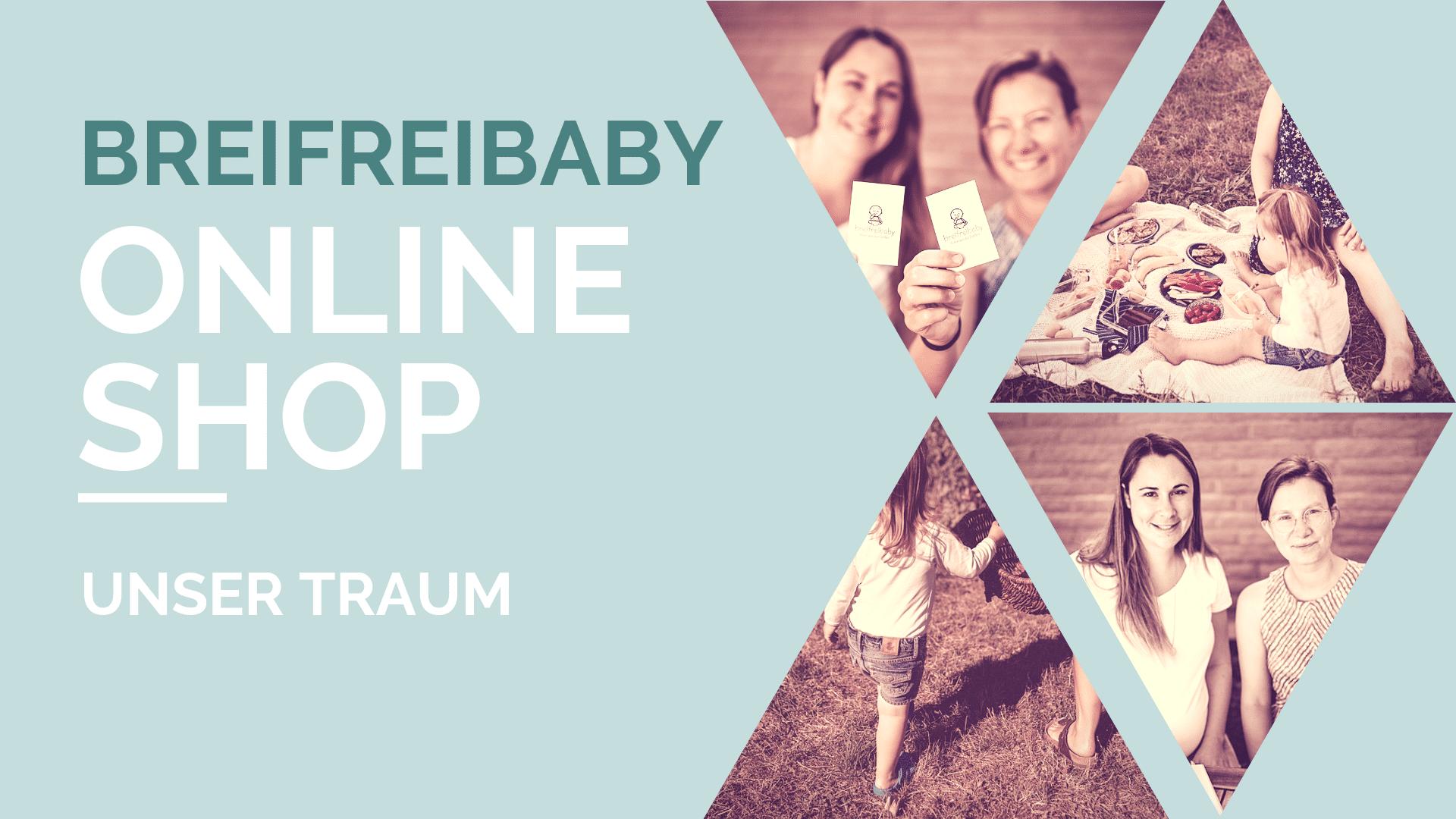 Breifreibaby Onlineshop mit Visual Vest