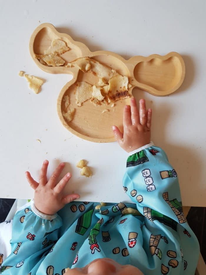 Baby isst selbstständig - babygeleitete Beikost, BLW und breifrei machen der ganzen Familie Spaß und neue BLW Rezepte können ausprobiert werden
