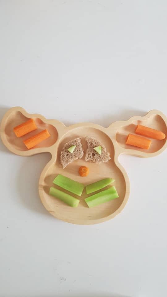 Gemüsesticks für Babys - alles über die optimale Größe für den Beikost Start und breifrei