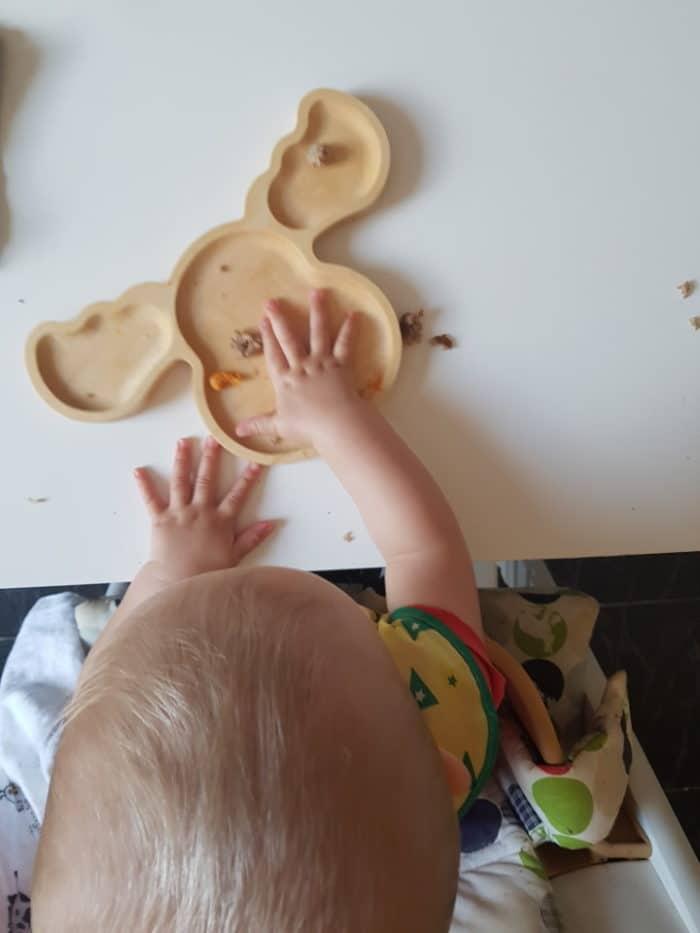 Tipps Tricks und Mom Hacks für BLW und breifrei Babys und einen entspannten Beikost Start ohne Babybrei mit vielen tollen Rezepten für die ganze Familie