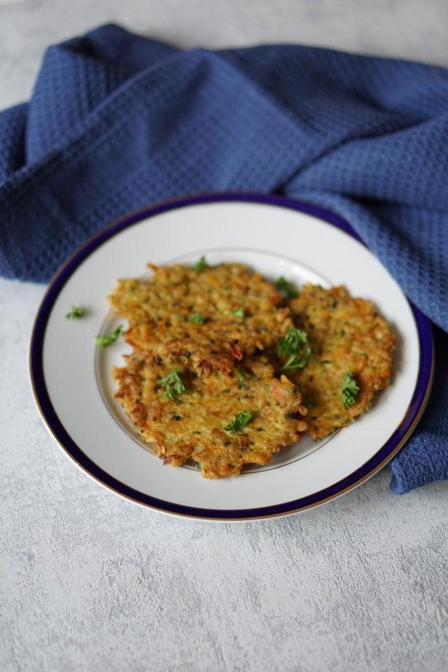 Bratlinge, Puffer und Plinsen mit Gemüse, Haferflocken oder Couscous - unsere liebsten Kinderrezepte und BLW Rezepte