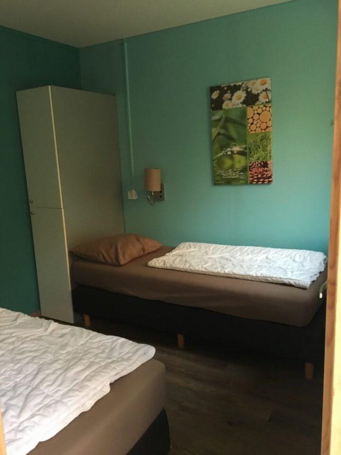 Ein Zimmer im Ferienhaus von Landal GreenPark Sonnenberg in Leiwen an der Mosel - unser Urlaub mit Baby