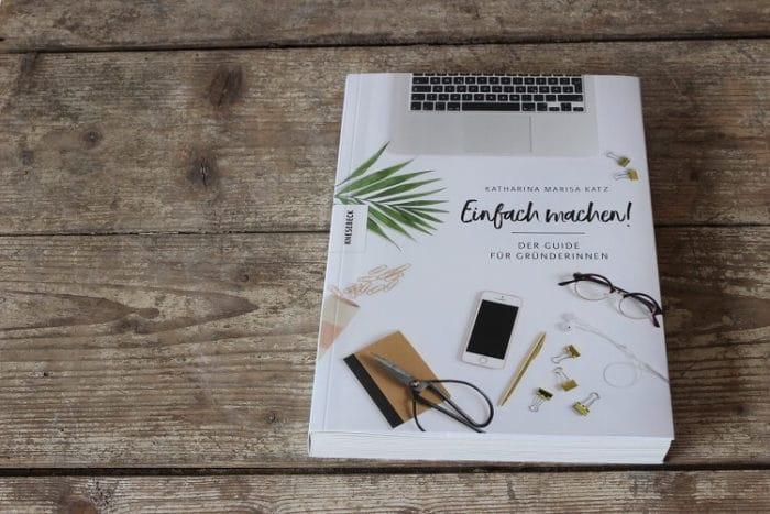 Einfach machen - Buch für Gründer