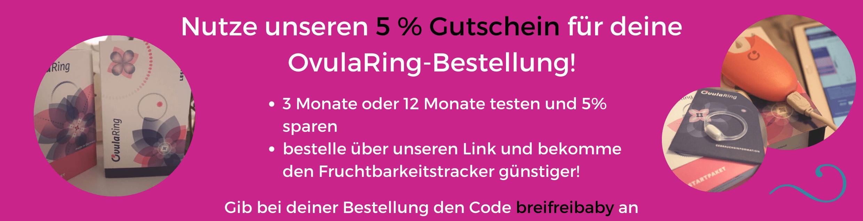 Gutscheincode Ovula Ring Erfahrungen