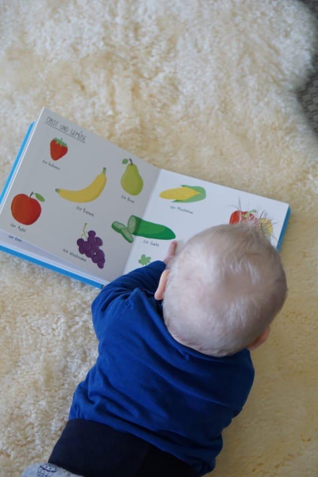 Babys Lieblingsbücher - Unsere liebste Babybücher und Kinderbücher