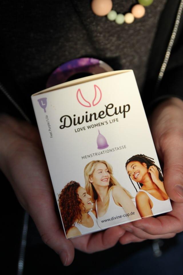 Menscups, Menstruationstasse, Moon Cup - wir verlosen zwei ##############cups von DivineCup