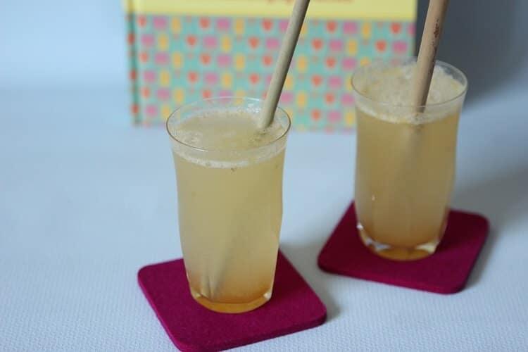 Alkoholfreie Cocktails - Shrub