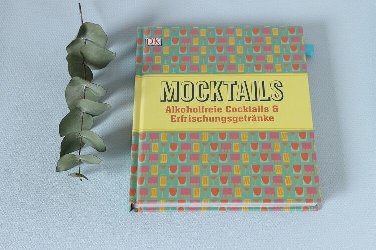 Buchempfehlung zu alkoholfreien Cocktails - Mocktails