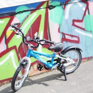 Das woom 2 Fahrrad von woombikes - eine Fahrrad Empfehlung zum Fahrradfahren lernen