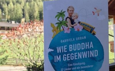Fernreisen mit Kindern – Gabriela zeigt euch wie es geht + Buchtipp