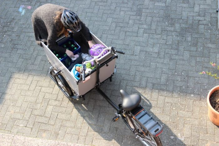 Helmpflicht?! Sicher im Straßenverkehr mti einem E-Bike von Babboe
