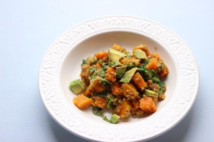 One-Pot-Rezept für Babys mit Süßkartoffel
