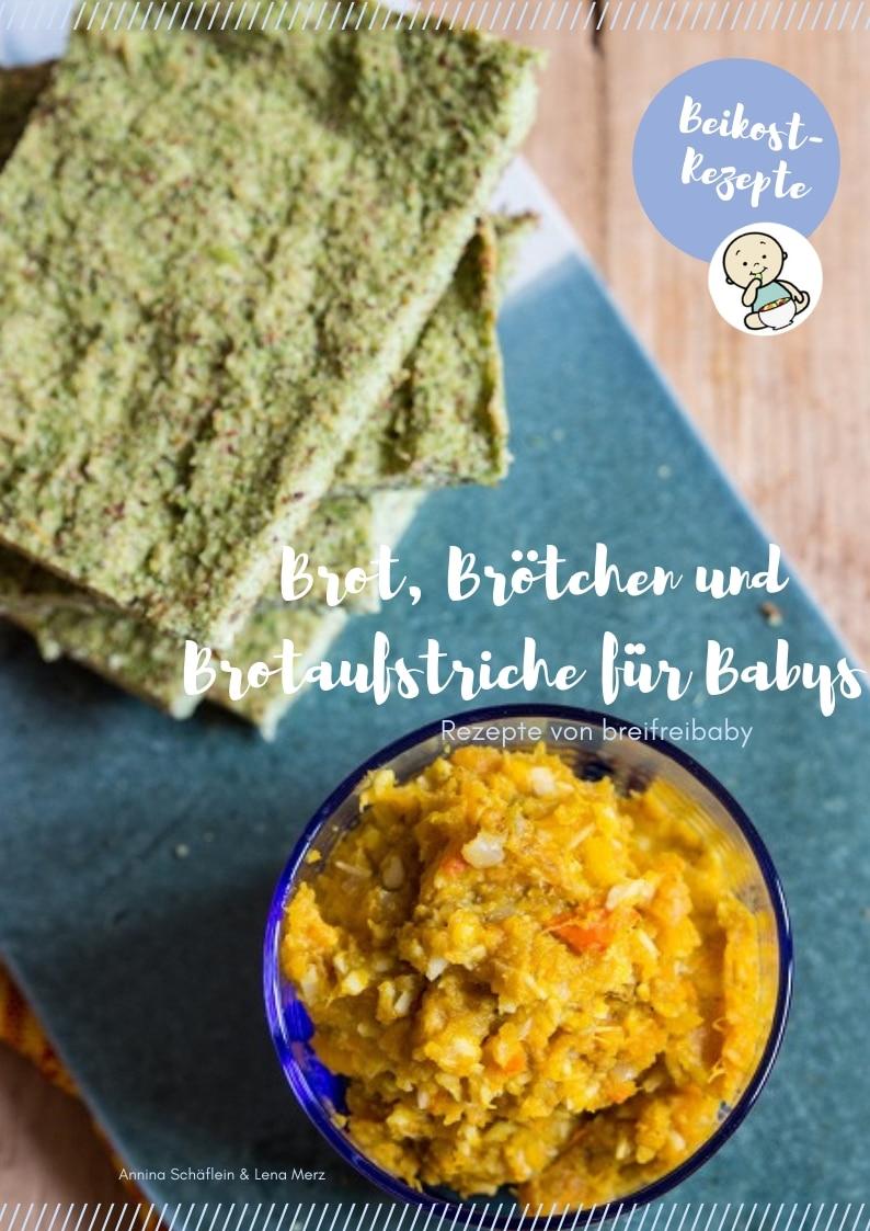 E-Book Brot, Brötchen und Brotaufstriche für Babys