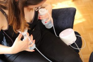 Muttermilch für das Baby - Stillen und Abpumpen als Working Mom mit der Hand,ilchpumpe oder einer elektrischen Milchpumpe?