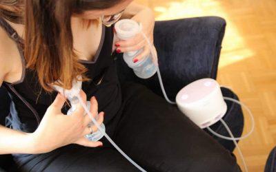 [Anzeige] Warum Stillen mich manchmal nervt und wie die elektrische Milchpumpe von Philips Avent mir hilft