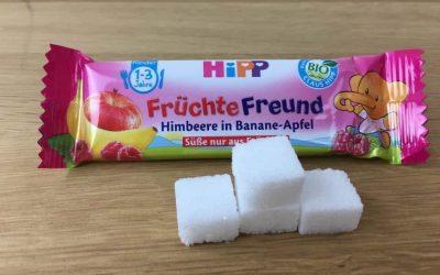 Zuckerfreie Ernährung nach dem ersten Lebensjahr – Gastartikel von Nicola Herrmann + Gewinnspiel