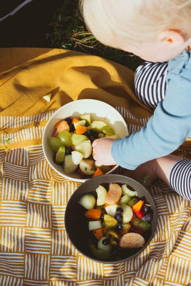Obstsalat für Picknick Rezepte