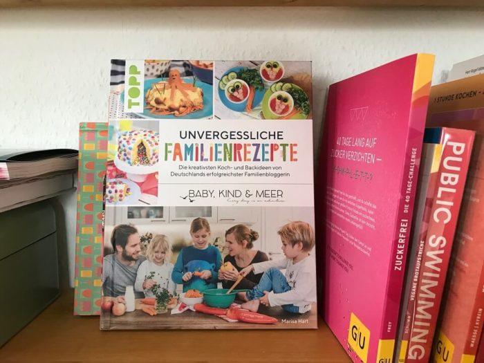 Kreative Familienrezepte: ein Koch- und Backbuch für das Kochen mit Kindern von Marisa hart von Baby, Kind & Meer