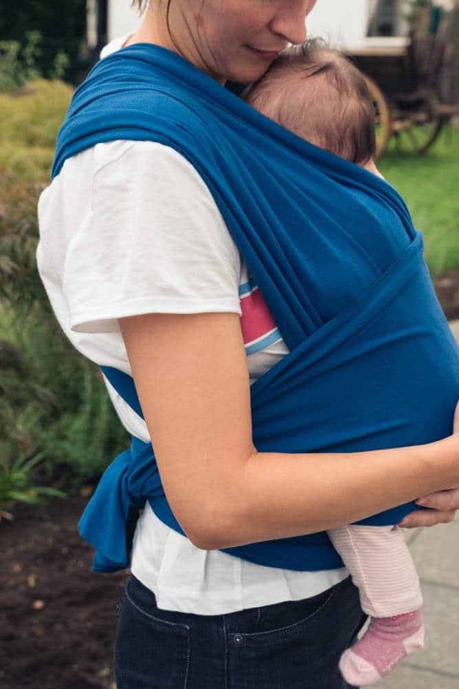 Babytragetuch - worauf muss ich achten?