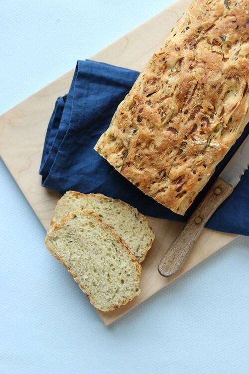 Brot backen einfach - für Babys und Kinder
