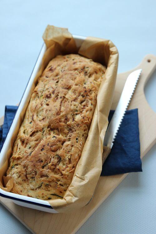 Brot backen einfach mit Hefe ohne Sauerteig