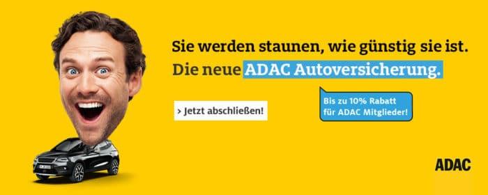 Die neue ADAC Autoversicherung