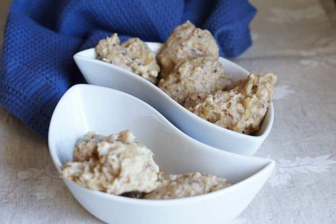 Apfelkekse Rezept - wir zeigen dir, wie einfach es geht Kekse für dein breifrei Baby zu backen. Apfelkekse ohne Ei und ohne Zucker - eines unserer liebsten Familienrezepte