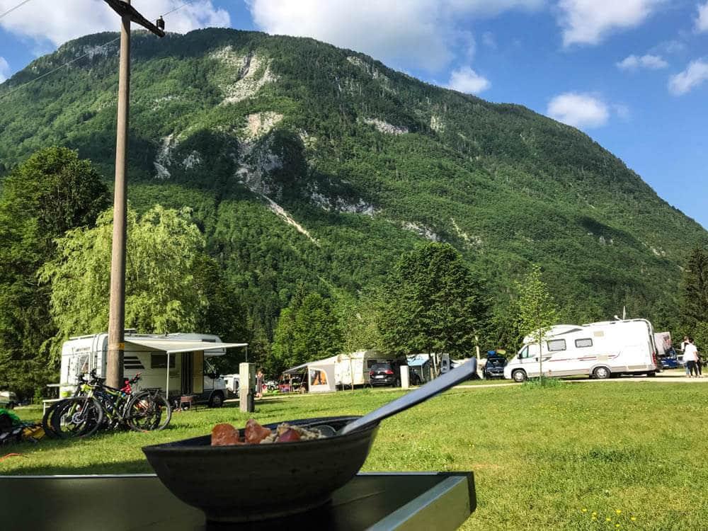 Camping mit Kindern Camp Koren