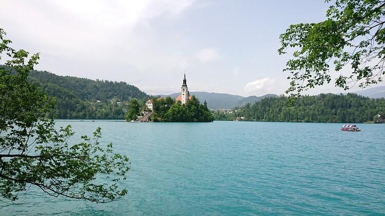 Campingplätze in Bled in Slowenien