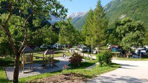 Campingplätze mit Kindern in Slowenien