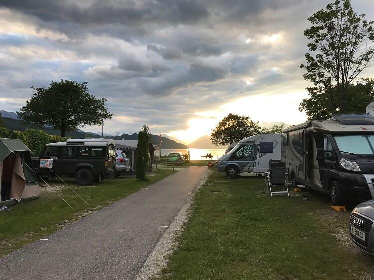 Campingplätze mit Kindern Österreich Campingplatz Brunner am Millstädter See