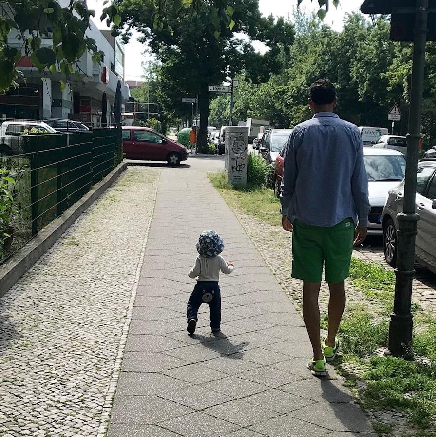 Nachhaltiges Familienleben mit Kleinkind