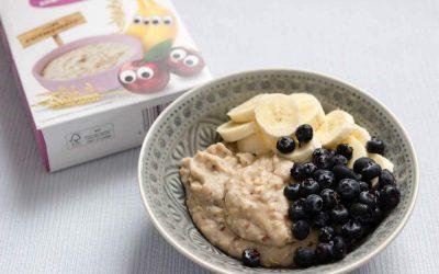 [Anzeige] Porridge für Babys und andere Leckereien für den Beikoststart von Freche Freunde