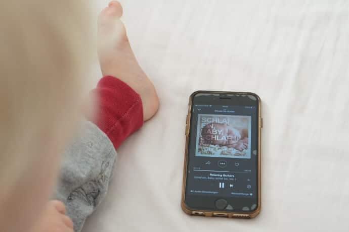SChlafmusik für Babys - unsere liebste Playlist zur Schlafbegleitung und für schöne Rituale für Kinder